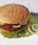 Bánh hamburger có thể gây chết người?