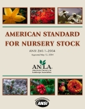 AMERICAN STANDARD  FOR NURSERY STOCK