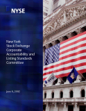 New York Stock Exchange Corporate Accountability and Listing Standards Committee