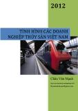 Tình hình các doanh nghiệp thủy sản Việt Nam