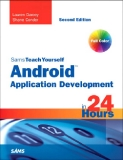 Sams Teach Yourself  Android Application Development