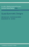 Quasi-Symmetric Designs