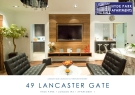LONDON'S MOST LUXURIOUS FULLY-SERVICED APARTMENT: 49 LANCASTER GATE