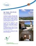 Ag. Triada - Villa Afroditi