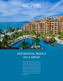 DESTINATION : MEXICO VILLA GROUP