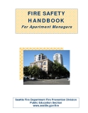 FIRE SAFETY HANDBOOK: For Apartment Managers