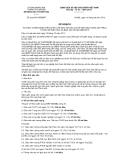 Kế hoạch số 6200/KH-SGD&ĐT