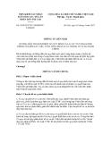 Thông tư liên tịch số 03/2012/TTLT-VKSNDTCTANDTC