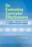 On Evaluating Curricular Effectiveness
