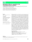 báo cáo khoa hoc : Stimulatory effect of a-synuclein on the tau-phosphorylation by GSK-3b
