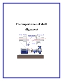 The importance of shaft alignment.The most frequently asked questions by managers, engineers,