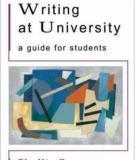 Writing at University