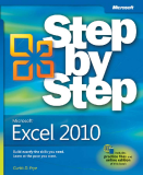 Step  by step  Microsoft Excel 2010