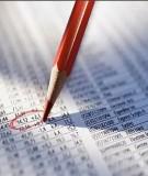 Bài giảng môn Nguyên lý kế toán - Chuyên đề 7: Kiểm soát nội bộ và kế toán tiền