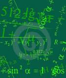 Bài tập Toán cao cấp - Tập 1: Đại số tuyến tính và hình học giải tích - Nguyễn Thủy Thanh