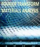 Sách: FOURIER TRANSFORM – MATERIALS ANALYSIS