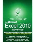 Sách: Excel 2010 Advanced
