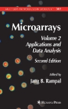 Microarrays Volume 2: Applications and Data Analysis