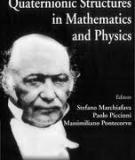 Quaternionic Structures in Mathematics and Physics