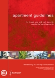Apartment guidelines for mixed-use and high density  residential developments