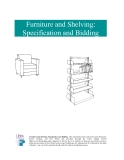 Furniture and Shelving: Specification and Bidding