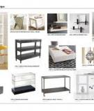 Furniture, Fixtures, and accessories