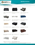 Specialty Furniture Seating - Sofas and Loveseats