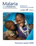 Malaria &children: Progress in intervention coverage