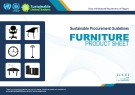 Sustainable Procurement Guidelines - FURNITURE PRODUCT SHEET