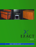 EXACT FURNITURE LIMITED | Quality Podiums and A/V Furniture