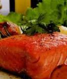 Công dụng của cá hồi & món ăn tốt cho thai nhi
