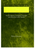 At HOME in the WORLD Human Nature, E Ecological Thought and Education after Darwin