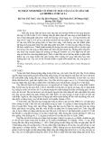 """Báo cáo """" SỰ PHÁT SINH PHÔI VÔ TÍNH TỪ MẪU CẤY LÁ CÂY DẦU MÈ (JATROPHA CURCAS L.) """""""