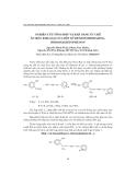 """Báo cáo """" nghiên cứu tổng hợp và khả năng ức chế ăn mòn kim loại của một số benzoylhiđrazonohi đroxiaxetophenon """""""