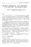"""Báo cáo """"  THU NHẬN VÀ BIỆT HOÁ TẾ BÀO GỐC TRUNG MÔ TỪ TUỶ XƯƠNG CHUỘT (Mus musculus var. Albino) """""""