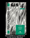Innovations in GIS 4