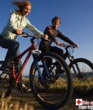 Chân dài thêm nhờ đạp xe đúng cách