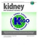 KDIGO Clinical Practice Guideline for the Diagnosis, Evaluation, Prevention, and  Treatment of Chronic Kidney Disease-Mineral and Bone Disorder (CKD-MBD)