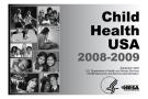 Child  Health USA 2008-2009