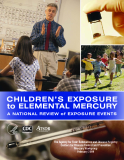CHILDREN'S EXPOSURE TO ELEMENTAL MERCURY