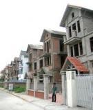 Siết vốn cho chứng khoán và bất động sản