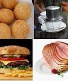 Những món nên và không nên ăn vào buổi sáng
