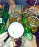 Tác hại của việc uống nhiều rượu