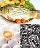 10 thực phẩm phụ nữ nên dùng