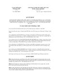 Quyết định số 24/QĐ-UBND