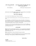 Quyết định số 1061/QĐ-TTg