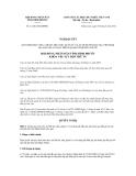 Nghị quyết số 12/2012/NQ-HĐND