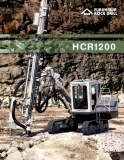HCR 1200.Drill faster and straighter with the HD712