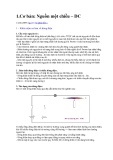 Điện tử căn bản và cấu trúc nguyên tử