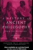 HISTORY OF ANCIENT PHILOSOPHY